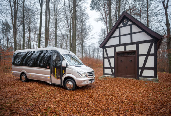 2015 MERCEDES-BENZ 516 Sprinter Touring