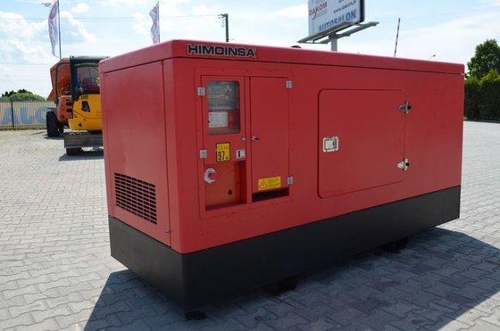 2007 HIMOINSA HPW 85 generator