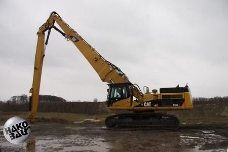 2009 CATERPILLAR 345 CL demolition