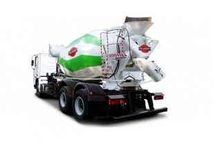 2016 KRAZ P23.2 concrete mixer