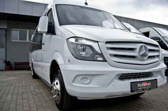MERCEDES-BENZ SPRINTER 516 CDI -