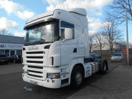 2006 SCANIA R420LAMNA tractor unit