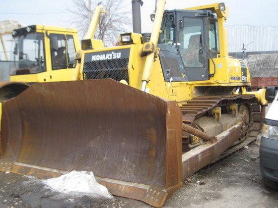 2008 KOMATSU D 85 bulldozer