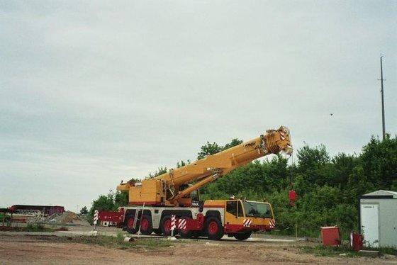2008 DEMAG AC 160 Mobilkran