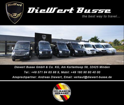 2015 MERCEDES-BENZ Sprinter 516 Schulbus-Stadtbus
