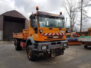 2000 IVECO Trakker dump truck