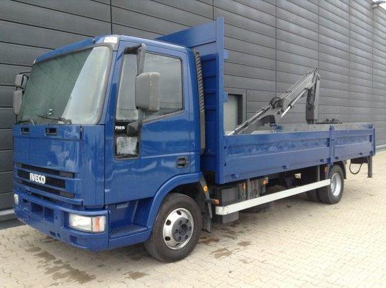 2002 IVECO EuroCargo ML75E15 mit