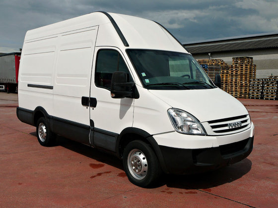 2007 IVECO 35S18 DAILY ISOLIERTEN