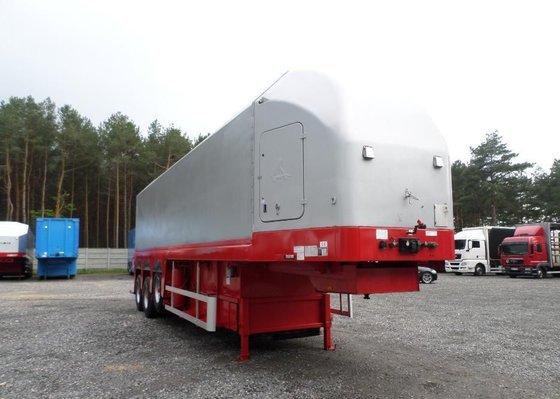 2011 LANGENDORF glass transport semi-trailer