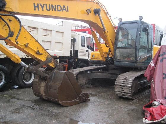 2008 HYUNDAI 320 tracked excavator