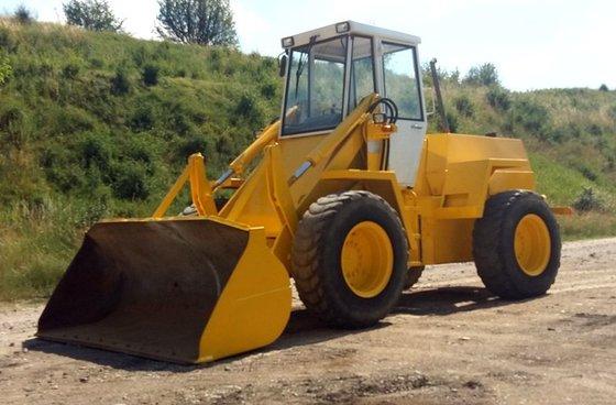 1990 JCB 420 wheel loader
