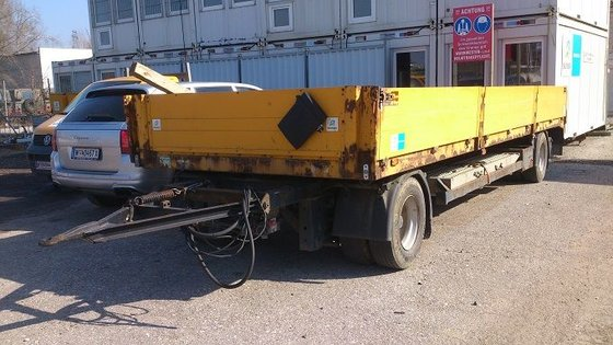2005 MUELLER TB-BW 20,0 flatbed