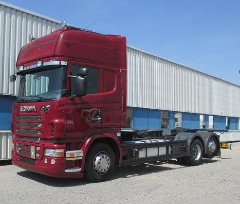 2011 SCANIA R 420 LBMNB