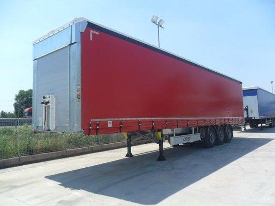 FLIEGL tilt semi-trailer in Turin,