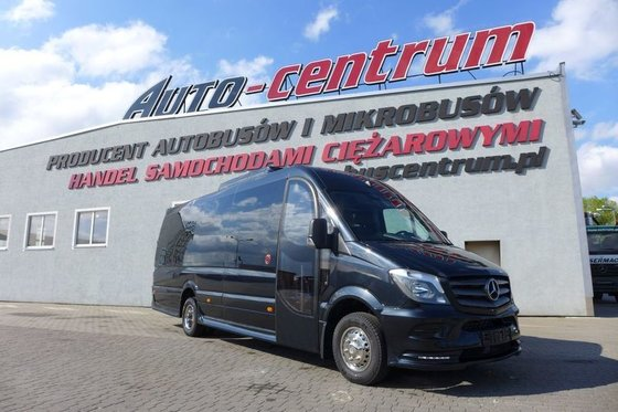 2016 MERCEDES-BENZ 519 Sprinter LUX