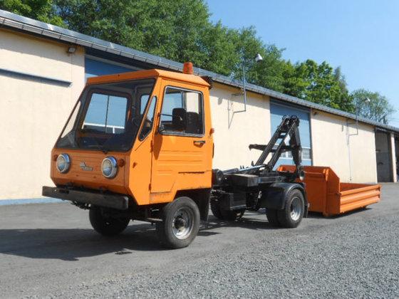 1992 MULTICAR LKW/Wechselaufbau/Abrollcontainer M25L dump
