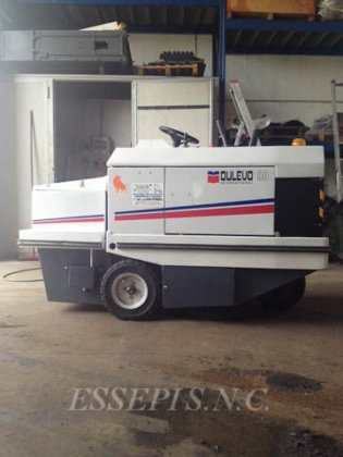 DULEVO 90 EL road sweeper
