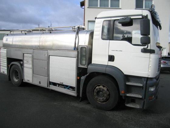 2006 MAN TGA 18.350 (Nr.