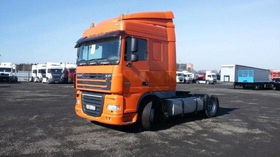 2009 DAF XF105.460 tractor unit