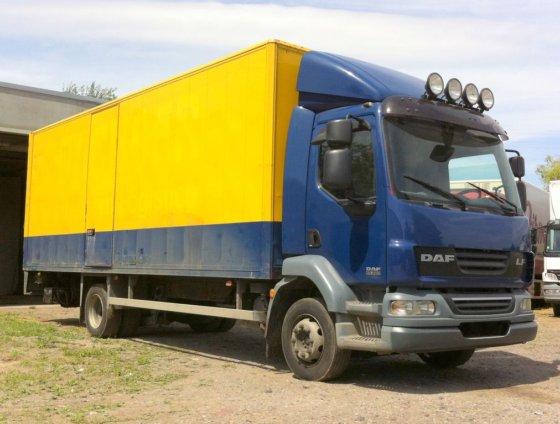 2008 DAF LF 55 220