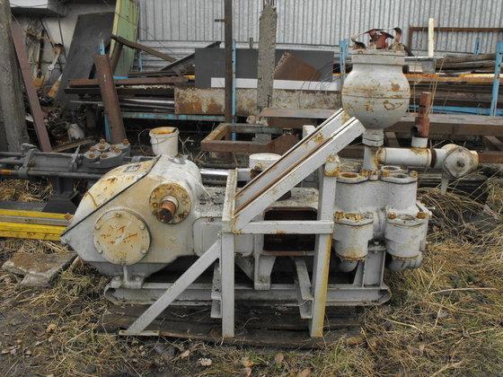 2010 WIRTH Mud Pump- Duplex,