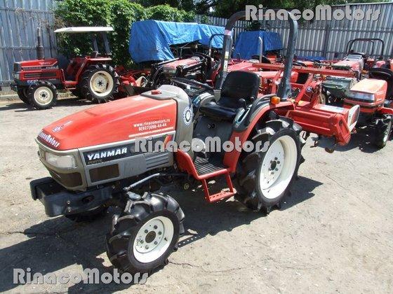 YANMAR F190DT wheel tractor in