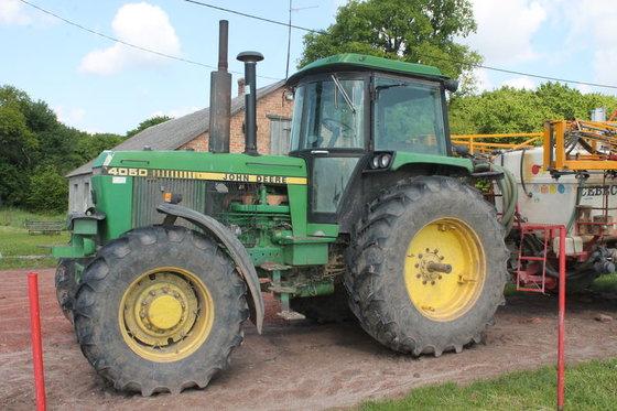 1985 JOHN DEERE 4050 wheel