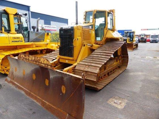 2006 CATERPILLAR D6N LGP bulldozer