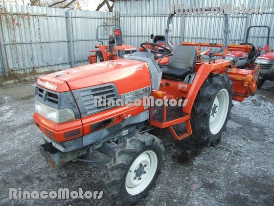 KUBOTA GL260DT mini tractor in