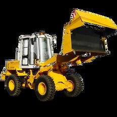 AMCODOR 325 wheel loader in