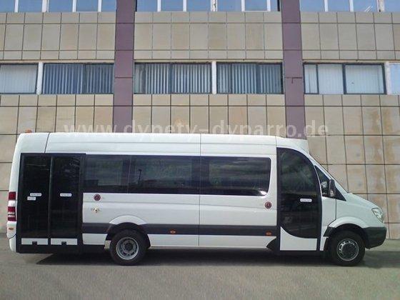MERCEDES-BENZ Sprinter 516, DYPARRO Urban