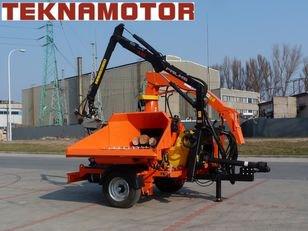 TEKNAMOTOR Skorpion 500 RB wood