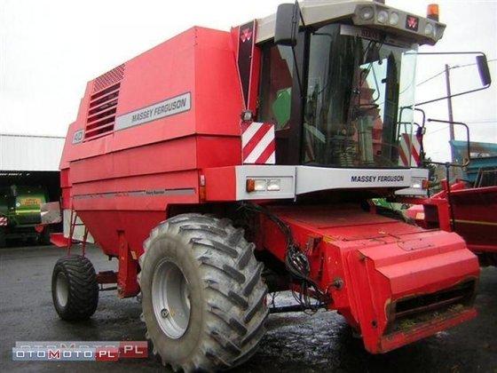 1997 MASSEY FERGUSON 40 combine-harvester