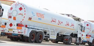 2016 YILTEKS Trailer LPG gas