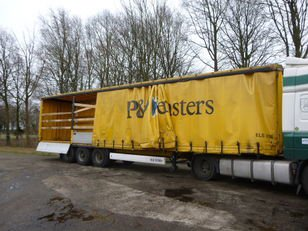 2004 KRONE Borden tilt semi-trailer