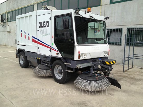 DULEVO 5000 EVOLUTION road sweeper