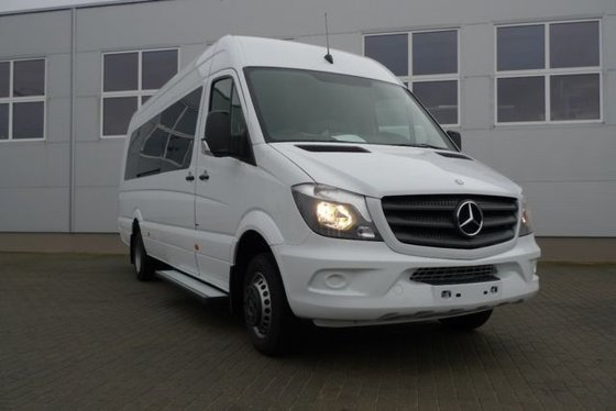 2016 MERCEDES-BENZ 516 Sprinter Touring