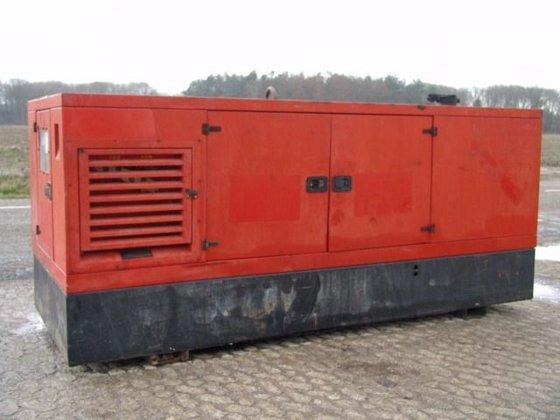 2001 HIMOINSA 210KVA SILENT (IVECO