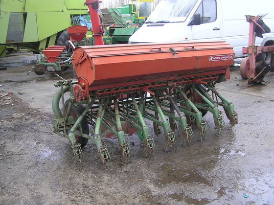 NODET 2,4m ankerna mechanical seed