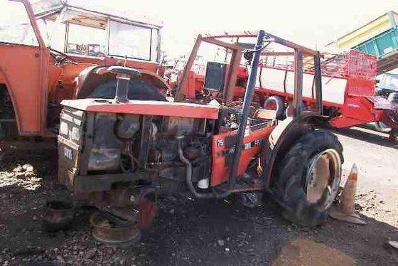 Same Tractor Parts : Same frutteto wheel tractor for parts in benavente spain