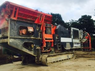 2012 SANDVIK QJ341 crushing plant
