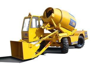 Carmix concrete mixer truck in