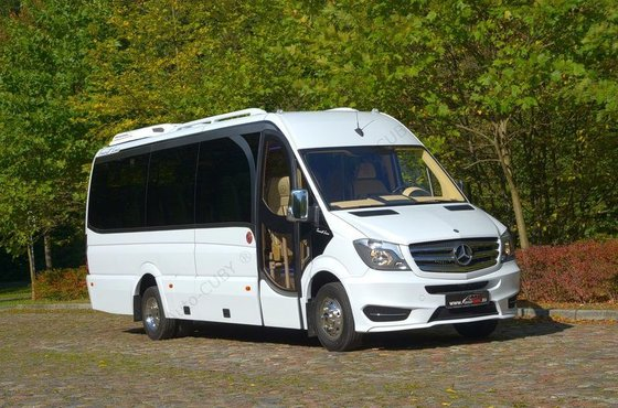 2017 MERCEDES-BENZ Sprinter 519 Bluetec