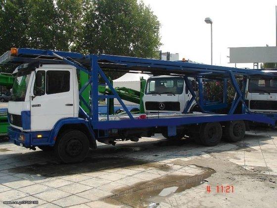 BIM car transporter in Greece