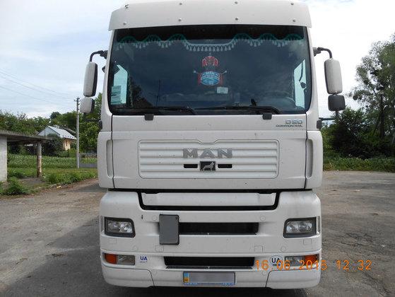 2006 MAN 18430 tractor unit