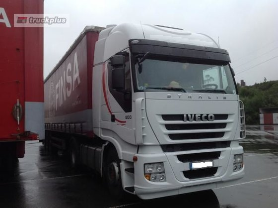 2009 IVECO STRALIS AS 440S50