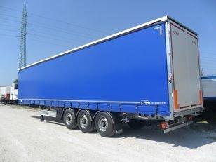FLIEGL curtain side semi-trailer in