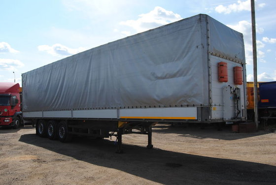 2008 SCHMITZ tilt semi-trailer in