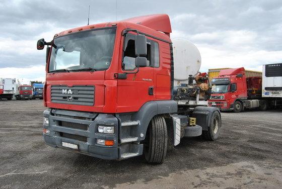 2008 MAN TGA18/480 tractor unit
