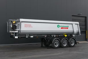 GRUNWALD Tipper semitrailer 27-31-34 m3